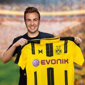 Borussia Dortmund Bridging the Gap to Bayern Munich Mario Gotze