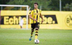 Borussia Dortmund Bridging the Gap to Bayern Munich Mikel Merino