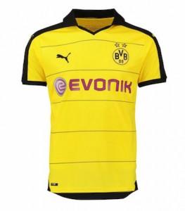 Borussia Dortmund Home Shirt 2015 - 2016