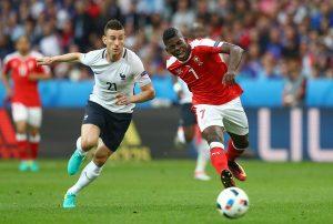 Breel Embolo Switzerland V France Euro 2016