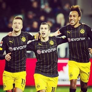 Bundesliga 2015 Week 15 BVB