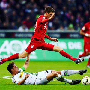 Bundesliga 2015 Week 15 FC Bayern