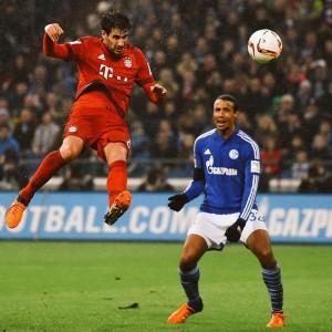 Bundesliga Title Race 2015/16 FC Bayern