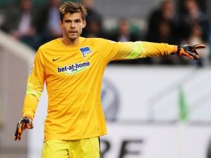 Can Hertha Berlin Land a UCL Spot Rune Jarstein