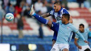 Celta Vigo's Iago Aspas V Deportivo