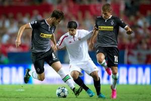 Champions League 2015 - 2016 Group D Sevilla