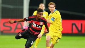 Champions League 2015 - 2016 Group E Bayer 04