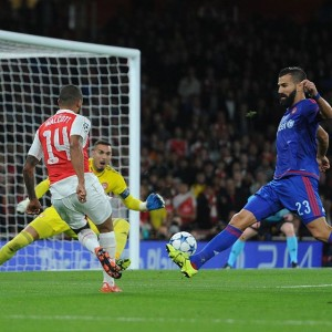 Champions League 2015 - 2016 Group F Arsenal