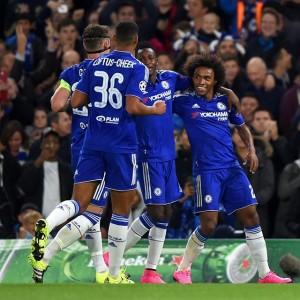 Champions League 2015 - 2016 Group G Chelsea