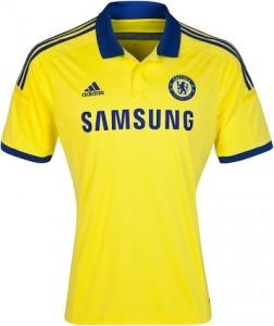 Chelsea Away Shirt 2014 - 2015