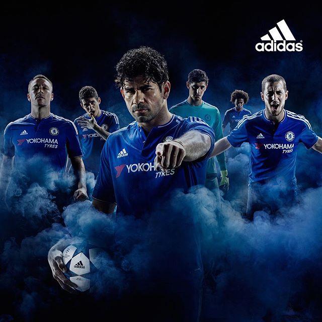 Chelsea Home Kit 2015