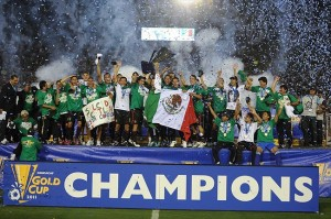 CONCACAF Gold Cup Group C Mexico 2011