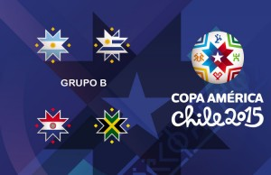 Copa America 2015 Group B Teams
