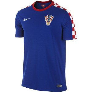 788f0084b Croatia 2014 FIFA World Cup Away Shirt