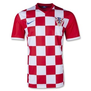 Croatia 2014 FIFA World Cup Home Jersey