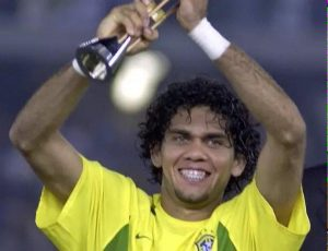 Dani Alves a Pioneer of Right Side Defensive Football 2003