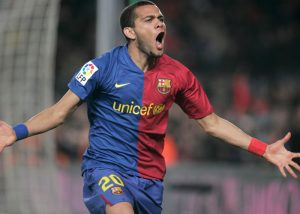 Dani Alves a Pioneer of Right Side Defensive Football Bara 2008