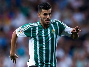 Dani Ceballos Beginning to Shine at Real Betis 2017