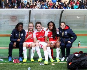 Departure of Once in a Lifetime Striker - Kelly Smith Coaching