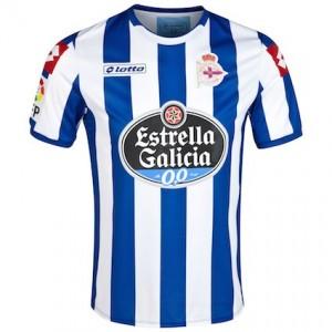 Deportivo La Coruna Home Shirt 2014 - 2015