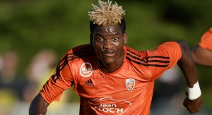Didier Ndong FC Lorient