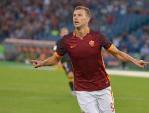 Edin Dz?eko is Rejuvenated at Roma Scores