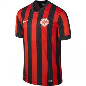Eintracht Frankfurt Home Shirt 2014 - 2015