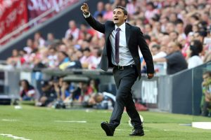 Ernesto Valverde coaching Bilbao to success could he be the next Barca manager - athletic bilbao manager