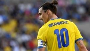 Euro 2016 Playoff Ibrahimovic