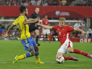 Euro 2016 Qualifiers Austria Sweden