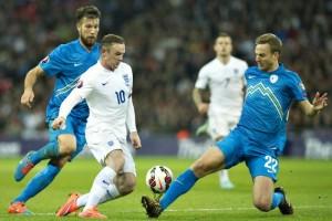 Euro 2016 Qualifying Group E Slovenia