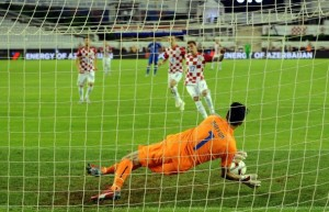 Euro 2016 Qualifying Group H Croatia V Italy