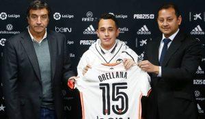 Fabian Orellana Makes Deadline Day Move to Valencia 2017