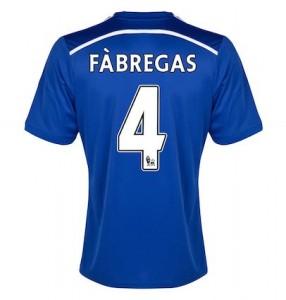 Fabregas 4 Chelsea Home Jersey 2017