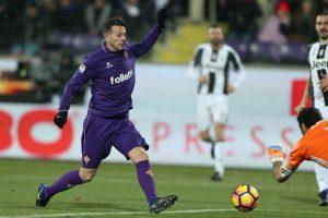 Federico Bernardeschi Fiorentina V Juventus