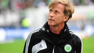Fight to Stay Above the Bundesliga Relegation Zone Andries Jonker