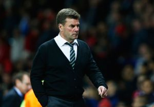 Fight to Stay Above the Bundesliga Relegation Zone Dieter Hecking Fired