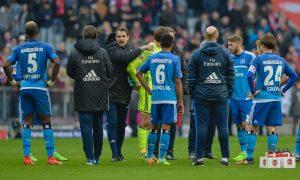 Fight to Stay Above the Bundesliga Relegation Zone Hamburg Punishing Defeat