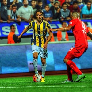 First Month of the 2015 - 2016 Turkish Super Lig Fenerbahce
