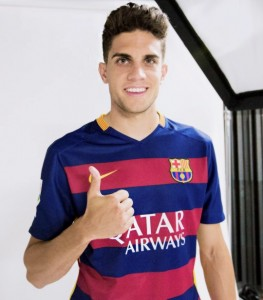 Five out-of-favour La Liga players Marc Bartra