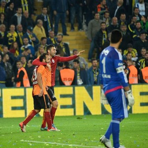 Galatasaray and Fenerbahce Draw 2015