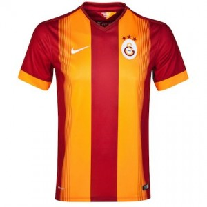 Galatasaray Home Shirt 2014 - 2015