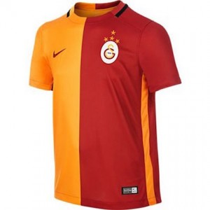 Galatasaray Home Shirt 2015 - 2016