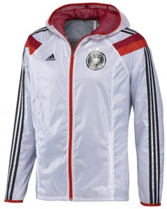 Germany 2014 FIFA World Cup Anthem Jacket