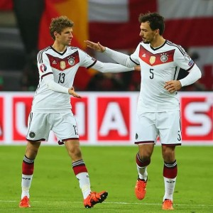 Germany and Poland Secure Euro 2016 Spot Group D