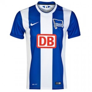 Hertha berlin Home Shirt 2014 - 2015