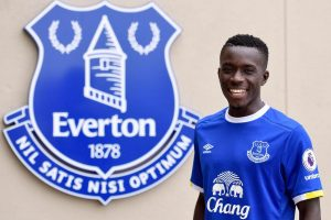 Idrissa Gueye and Everton Signing
