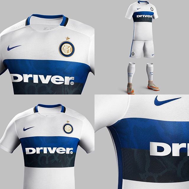 49d88add5 ... of Il Inter Milan Away Kit 2015 - 2016 Collage
