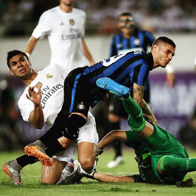 International Champions Cup Milan Vs Barcelona: International Champions Cup 2015 China