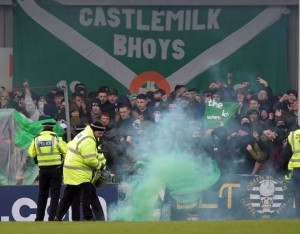 Is It Time to Implement Stricter Sanctions for Football Fans Celtic